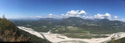 De rivier Tagliamento