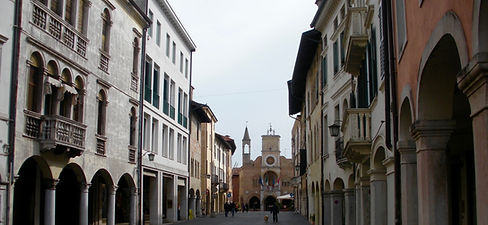 guide in Pordenone, guided tour and walking tour in pordenone
