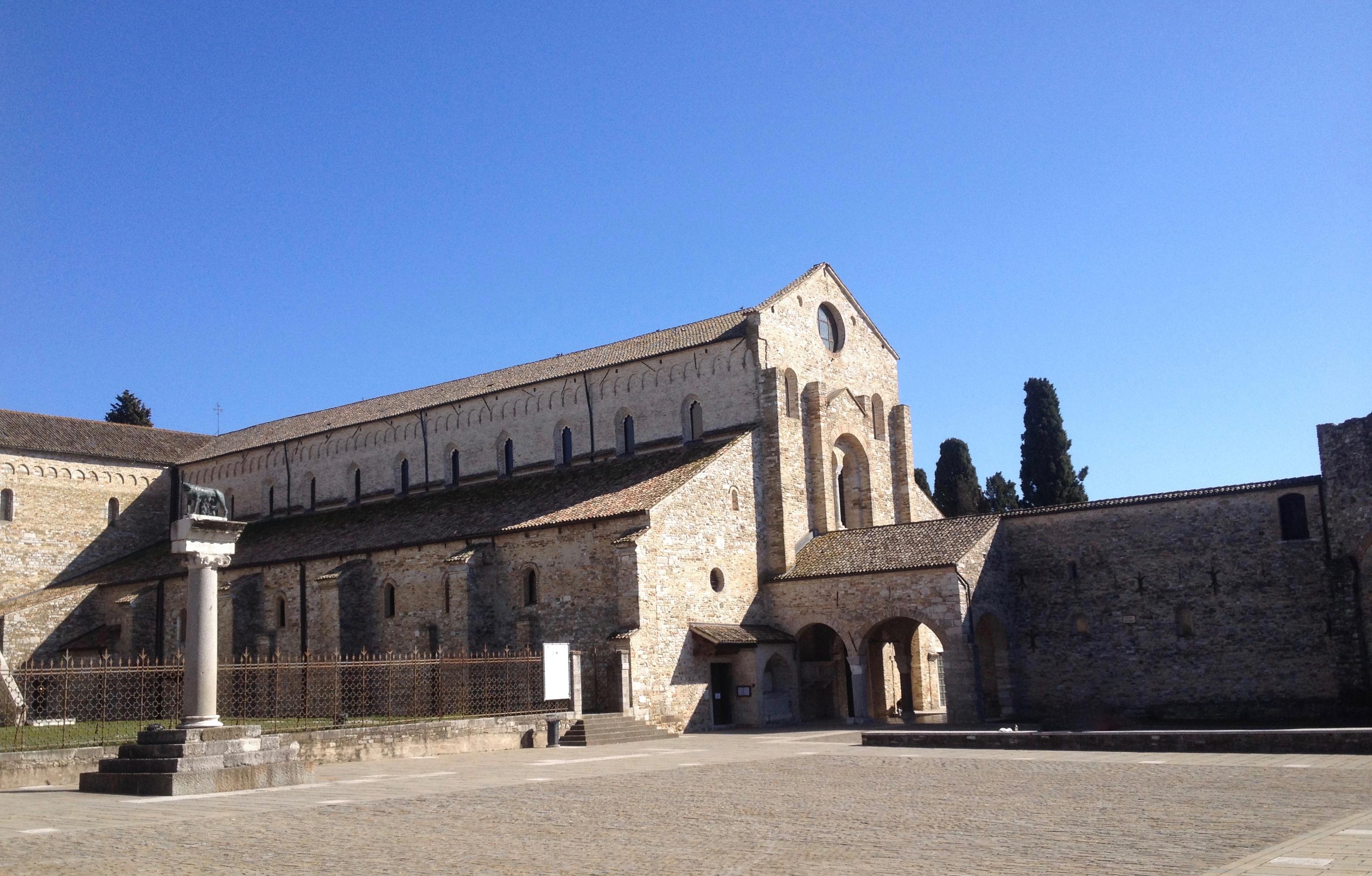 visita guidata a Aquileia