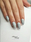 HOB holographic nails 2018