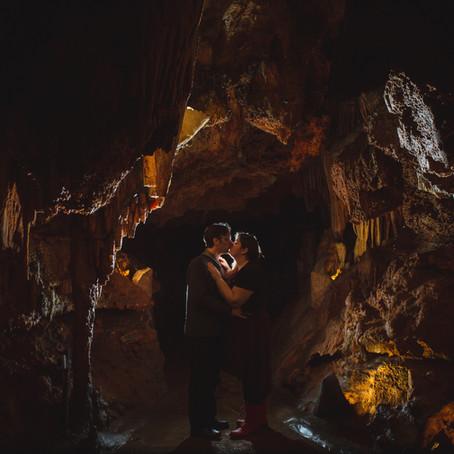 Leandra & Dan | Luray Caverns, VA