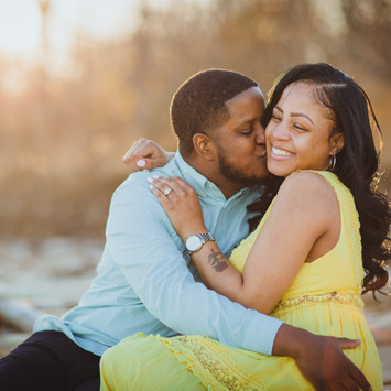 Monique & Emmanuel | Beverly Triton Beach Park