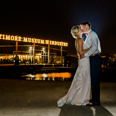 Kelli & Kevin - Baltimore Museum of Industry