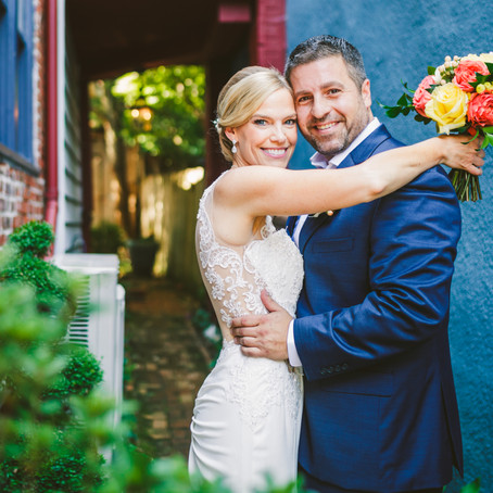 Dave & Jen | Annapolis Waterfront Hotel