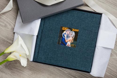 10x10 Linen Album