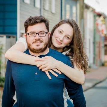 Danielle & Chris | Downtown Annapolis