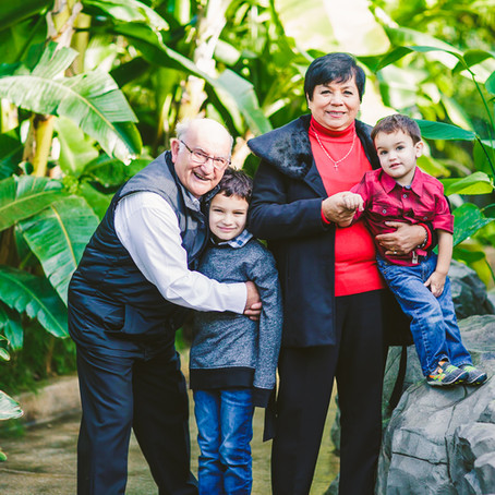 Cohen Family | Rawlings Conservatory