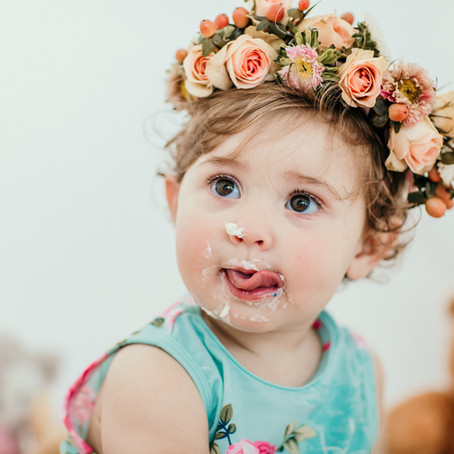Addy's 1st Birthday | Shepherdstown, WV