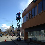 Kelowna and the Okangan Valley commercial pressure washing