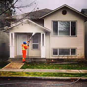 Kelowna and the Okangan Valley residential pressure washing