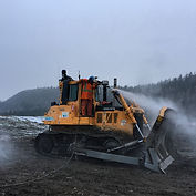 Kelowna and the Okangan Valley heavy equipment pressure washing