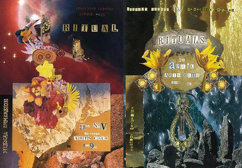 RITUAL/RITUALS - Seasonal poster set