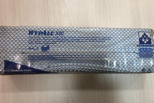 Wypall Paño azul x 80
