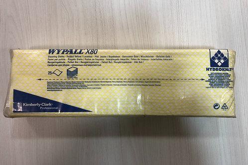Wypall Paño Amarillo x 80