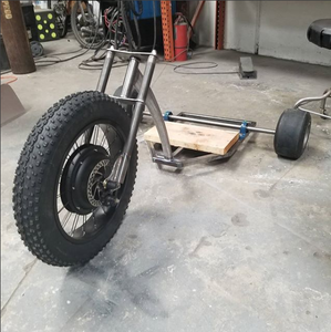 Building an Electric Powered Drift Trike
