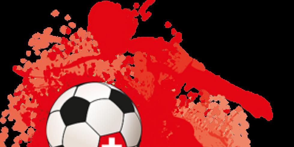 Schweiz - Türkey, EM-Gruppenspiel 18:00 Uhr