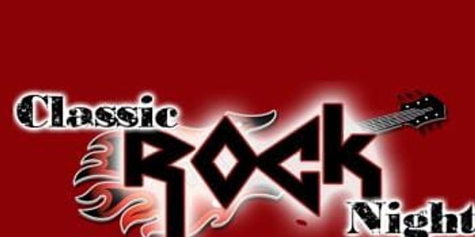Classic Rock Night mit DJ 55
