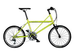 Mini 451 CR Neon Green