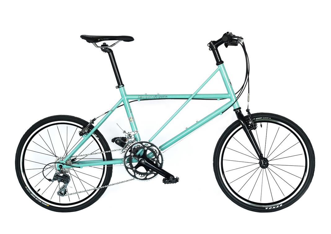 Mini 451 CR Green Pastel
