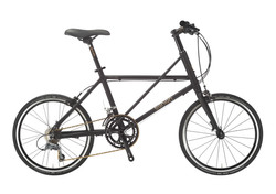 Mini 451 AL Black