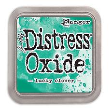 Ranger Ink  - Tim Holtz distress oxide-Lucky Clover