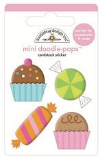 Doodlebug Design Hey Cupcake Doodle pops sweet celebration
