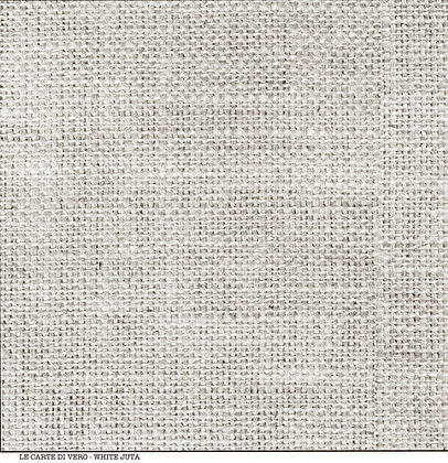 "Veroscrap - Foglio singolo "" White Juta """