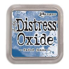 Ranger Ink  - Tim Holtz distress oxide-Faded jeans
