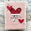 Thumbnail: Moda Scrap CLEAR STAMPS-LOVE