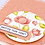 Thumbnail: Moda Scrap CLEAR STAMPS-FLOWERS PATTERN