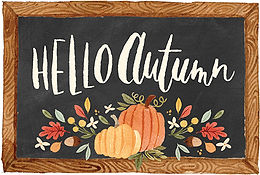 CARTA BELLA HELLO AUTUMN