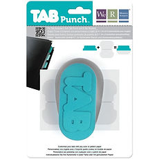 We R Memory Keepers- Tab punch