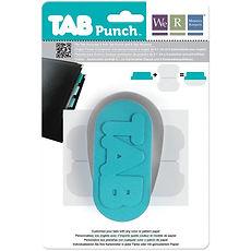 We R Memory Keepers- Tab punch