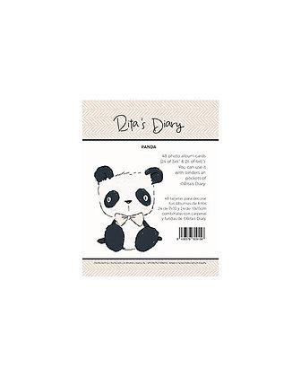 Rita Rita - Pequeno Panda Set di 48 tag