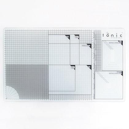 Base da taglio Tonic Studios  in vetro temperato