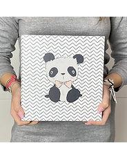 """Rita Rita - Pequeno Panda - Album porta foto   6""""X8"""""""