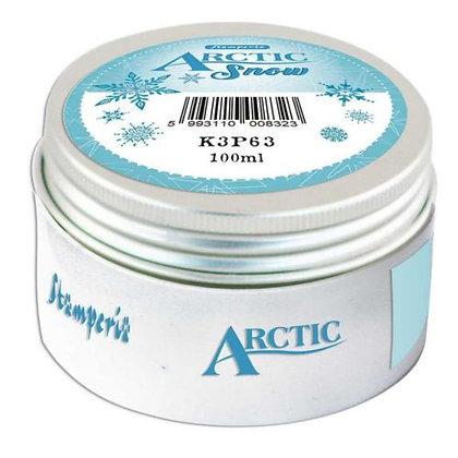 Pasta neve Arctic Snow di Stamperia
