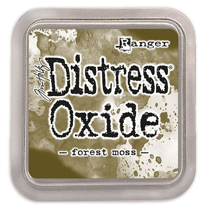 Ranger Ink  - Tim Holtz distress oxide Forest moss