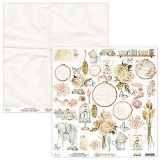 """Mintay Papers -Foglio 30,5 cm x 30,5 cm collezione """" Homemade """""""