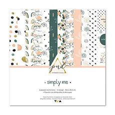 """PaperNova Design Pad collezione """"Simply me  """""""