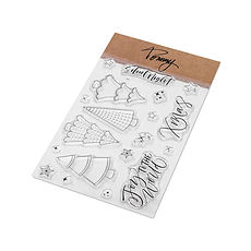 TOMMY CLEAR STAMPS-WINTER WONDERLAND