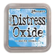 Ranger Ink  - Tim Holtz distress oxide-Salty Ocean
