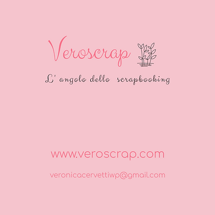 Veroscrap Fidelity Card