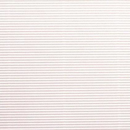 Foglio formato A4 di cartoncino ondulato bianco
