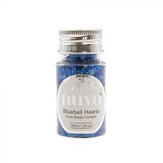 NUVO CONFETTI 35 ml Bluebell Hearts
