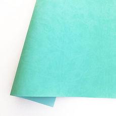 KORA Projects - Eco pelle mate Verde Menta    35 cm x 50 cm