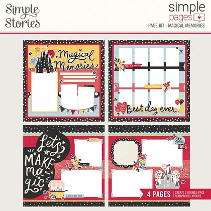 SIMPLE STORIES SIMPLE PAGES KIT SAY CHEESE Main Street