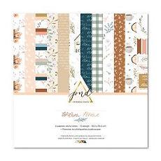 PaperNova Design Pad collezione Warm Home