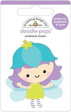 """Doodlebug Design """" Blossom doodle-pops """""""