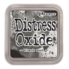 Ranger Ink  - Tim Holtz distress oxide Black soot